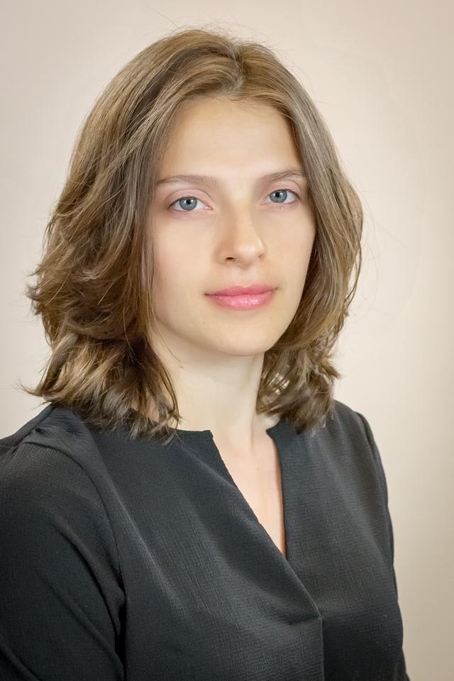 Portrait de Eliane Maalouf